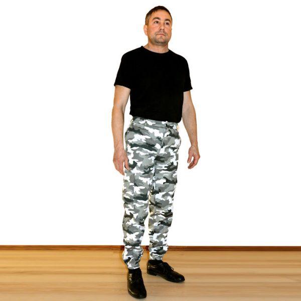 брюки камуфляжные